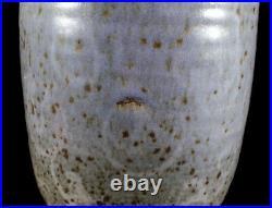 18 1/4 Vintage Antonio Tony Prieto California Studio Art Pottery Bottle Vase