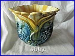 Antique Ault Pottery Jardiniere / Vase a Christopher Dresser Design