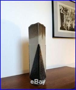Antje Brüggemann Breckwoldt Große Studiokeramik Vase German Studio Pottery