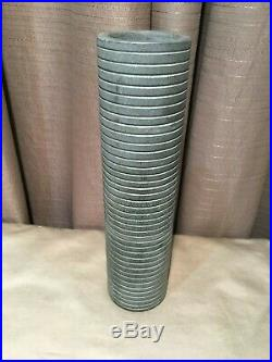 Armani Casa Studio Gray/Blue Stone Bud Vase 8