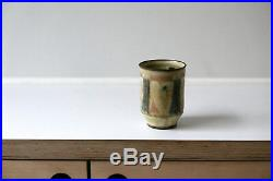 BERNARD FORRESTER 1908-1990 studio pottery PORCELAIN CUP Leach Pottery link