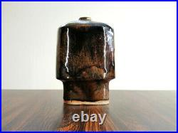 Bruno Ingeborg Asshoff Studiokeramik Vase German Studio Art Pottery Modernism