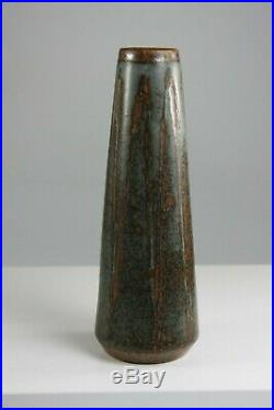 CARL-HARRY STALHANE Slim studio vase Rorstrand Sweden 1960s