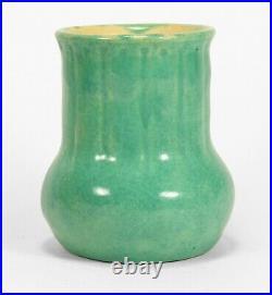 Clay Craft Studios pottery vase arts & crafts Rowena Hollowell Iowa State Yancy