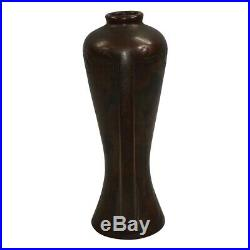 Clewell Owens Pottery Copper Clad Handled Arts and Crafts Vase
