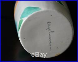 Cyclamen Studio Ceramic Vase Handmade By Artist Julie Sanders