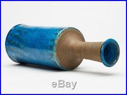 Danish Studio Pottery Vase Nils Kahler C. 1960