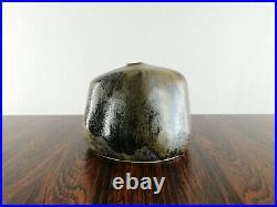 Dieter Crumbiegel Studiokeramik Künstlerkeramik German Studio Pottery Vase Stone