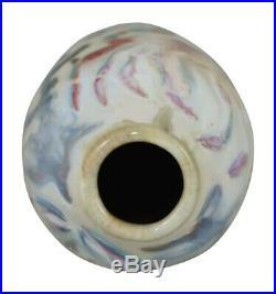 Door Pottery Crystalline Crab Vase (Kriegh)