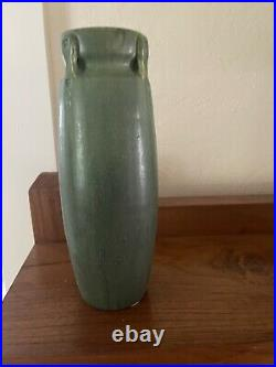 Door Pottery Watch Tower vase in Dark Sage 1 of only 50 produced