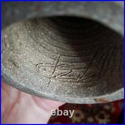 Dora De Larios Rare Sculpture Studio Pottery Vase