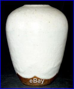 Early Ben Owen III 3 Studio Mingei Art Pottery Vase 1986