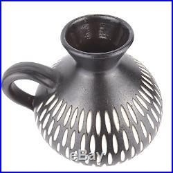 Elly & Wilhelm Kuch Studio Keramik Vase Mid-Century German Art Pottery 1960s