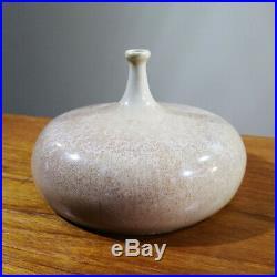 Else Harney Studiokeramik Vase Kristallglasur German MID Century Studio Pottery