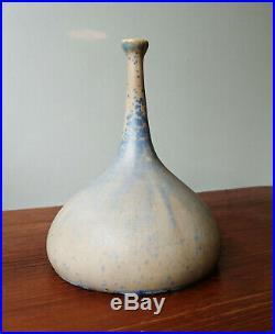 Else Harney Studiokeramik Vase Kristallglasur German Studio Pottery MID Century
