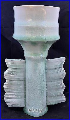 English Studio Pottery Vase Colin Pearson