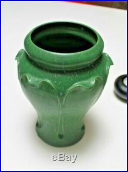 Ephraim Faience #732 Butternut Vase