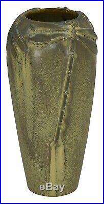Ephraim Faience Pottery 2005 Century Studios Dragonfly Vase
