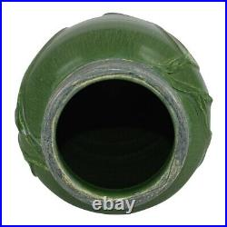 Ephraim Faience Pottery 2005 Pacific Eucalyptus Green Ceramic Vase 029