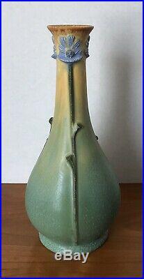 Ephraim Pottery Chicory Floral Vase