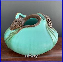 Ephraim Pottery Pine Branch Vase
