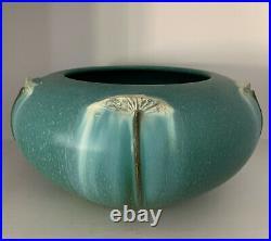 Ephraim Pottery Queen Anne's Lace Vase Bowl