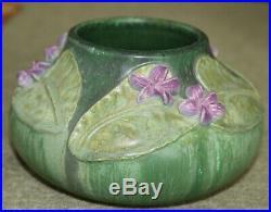Ephraim pottery Wild Violet Vase