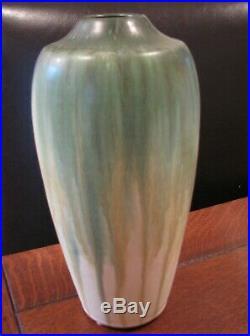 Experimental Paul McVicker Vase by Ephraim Faience Pottery