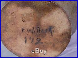 FW Deck Aesthetic Art Pottery Vase Grueby Style 172