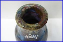 Fe Cox Jolliff Pottery Vase Victoria Australian Studio Ceramic Art