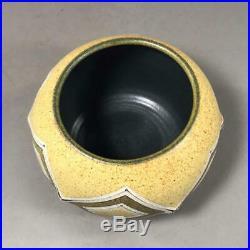 GUSTAVO PEREZ (Mexico b. 1950) Studio Pottery Vase with Incised Decoration, 1990's