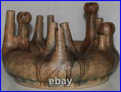 Gerhard Liebenthron 1973 design Keramik Vase WGP Studiopottery artpottery