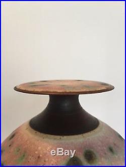 Incredible studio vase by Australian artist Graeme James