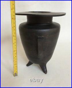 Interesting Studio Pottery Vase Hans Coper / Gio Ponti / Etruscan Influences