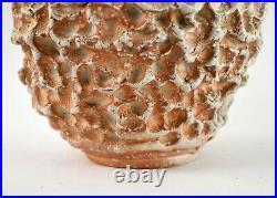 Japanese Contemporary Stoneware Glazed Vase by Satoru Hoshino