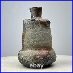 Jeff Shapiro (American, b. 1949) Stoneware Sake Bottle (ca. 1980)