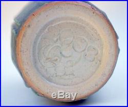 Jemerick Art Pottery 2003 Grueby Replica Vase Arts & Clay Co