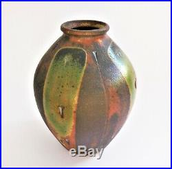 John Jelfs Studio Pottery Vase