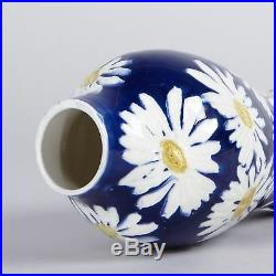 Josef Ekberg for Gustavsberg studio Ceramic vase, 1896