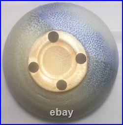 LARGE Loess Hills Art Pottery Vase Jerry Kessler (1952- 2011)