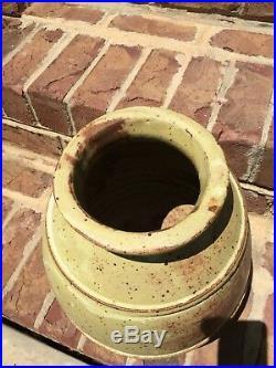 Large Warren Mackenzie mingei style vase Minnesota master potter