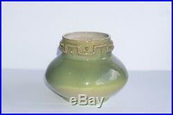 Lawrence Blazey Cleveland School Rare Studio Pottery Vase signed