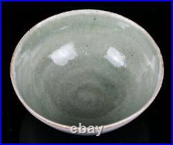 Lucie Rie & Hans Coper- Studio Pottery Speckled White Stoneware Bowl Dish Signed