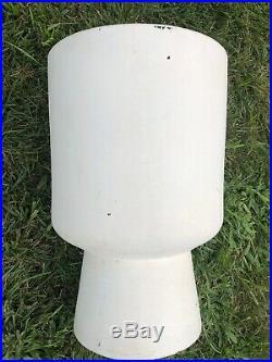 Malcolm Leland Monumental Ceramic Architectural Pottery Chalice Planter Vase