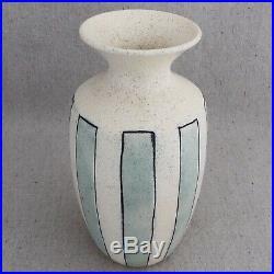 Mark Sistrand Mid Century Modern Studio Pottery Vase 387 Heath Ceramics 9½