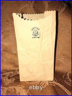 Michael Harvey Michel Harvey Craft Brown Paper Bag 1 Vase Ceramic Canada