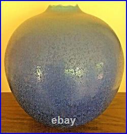 Mid Century Cliff Lee Studio Pottery Vase