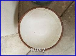 Mid Century Lidded Ceramic Vase By Joel Edwards