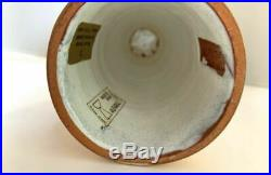 Mid-Century Spanish Modern Figural Vase by Alfaraz