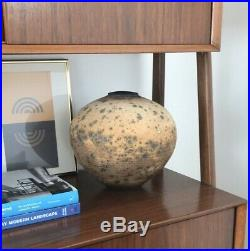Monumental Vivika Otto HEINO California Ceramic Studio Pottery Vessel Vase
